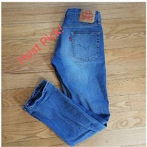 Levi's 513 jeans 30x30